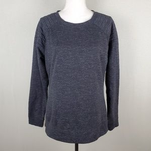 32 Degrees Long Sleeve Fleece Top LG
